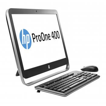 Pc All in One Hp ProOne 400 Core i5-4570T 2.90 Ghz, 8gb Ram, 128gb SSD, DVD-RW