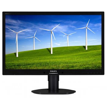 Monitor LED second hand Philips 241B4l, 24 inch, Grad -A
