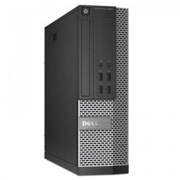 Calculatoare second hand Dell Optiplex 7020 SFF Intel Core i5-4570, 8GB ddr3, SSD 128GB, ATI Radeon 1Gb