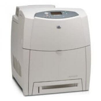 Imprimanta second hand HP Laserjet 4650N, laser color, retea