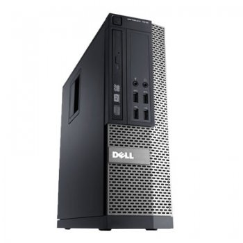 Calculator second hand Dell Optiplex 7010 SFF Core i5-2400, 8GB ddr3, 320GB