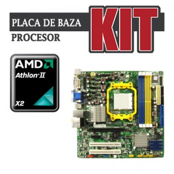 Kit Acer RS780M03A1, CPU AMD Athlon II X2 250