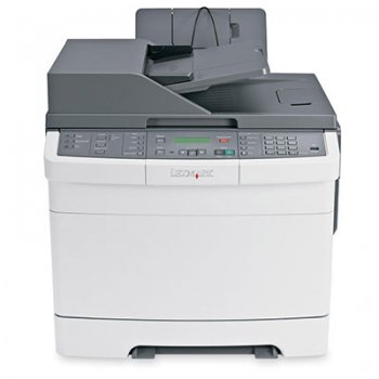 Multifunctionala second hand laser color Lexmark X544, A4, 23ppm