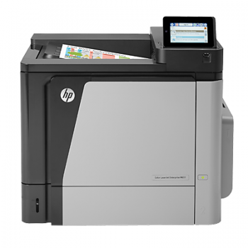 HP Color LaserJet M651