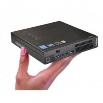 Mini PC Lenovo ThinkCentre M93p Tiny Core i3-4130T, 4Gb ddr3, 250Gb