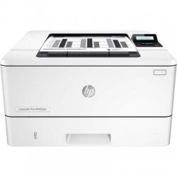 Imprimanta laser second hand HP M402DN, cartus 100% incarcat