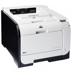 Imprimanta second hand laser color HP LaserJet Pro 400 M451dn, duplex, retea, 21ppm