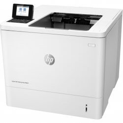 Imprimanta laser HP LaserJet Enterprise M607n, cartus incarcat 100%