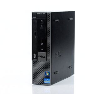 Calculatoare second hand Dell Optiplex 7010 USFF Core i5-3470s, 4GB ddr3, 120Gb SSD