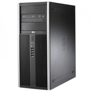 HP 8100 elite Tower