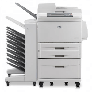 Multifunctionala A3 HP LaserJet 9050DN cu finisher