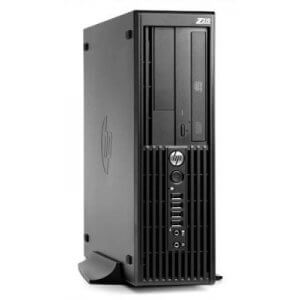 Workstation second hand HP Z210 DT Core i7-2600, 16Gb, SSD 256Gb