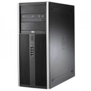 Calculator second hand HP Elite 8100 Tower, Quad Core i7-860, 8Gb DDR3, 128GB SSD, ATI Radeon 1GB