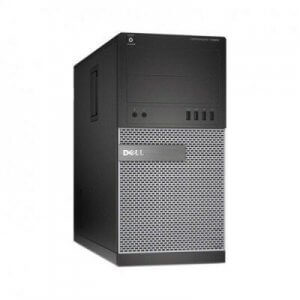 Calculatoare second hand Dell Optiplex 7020 MT Core i5-4590, 8GB ddr3, SSD 128Gb+1Tb, GT630 2Gb