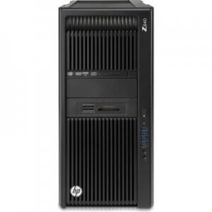 Workstation HP Z840, 2 x Xeon E5-2678 v3, 64gb DDR4, 2 x 2TB HDD, Placa video Nvidia Quadro K4200