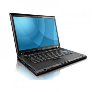 Laptop refurbished Lenovo Thinkpad T400 Core 2 Duo P8600, 4GB ddr3, 320Gb, Windows 10 Home
