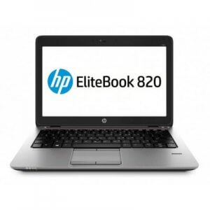 Laptop Refurbished HP Elitebook 820 G2 i7-5600U, 8GB ddr3, SSD 256GB, Windows 10 Pro