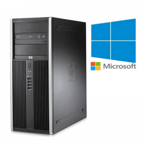 Calculatoare Refurbished HP Compaq 8300 Elite MT i3-3220, 4GB ddr3, 320Gb, Windows 10 Home