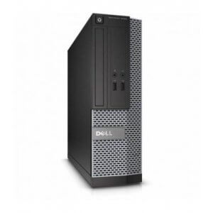Calculator Second Hand Dell Optiplex 3020 SFF Core I3-4130, 8GB ddr3, SSD128GB, Placa Video Ati 1gb