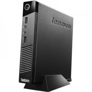 Mini PC Refurbished Lenovo ThinkCentre M73 Tiny i5-4570T, 8GB ddr3, 256GB SSD, Windows 10 Pro
