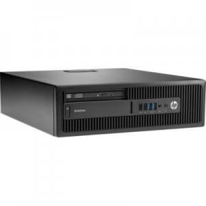 Calculatoare Refurbished HP Elitedesk 800 G2 SFF Core i5-6400, 8GB ddr4, HDD 1TB, Windows 10 Home