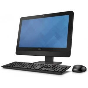 PC All-in-One Dell 9030 23'', Core i3-4130, 8GB ddr3, 256GB SSD, Windows 10 Home