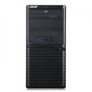 Calculator second hand Acer 2640G Tower i3-4130, 8GB DDR3, 128GB SSD