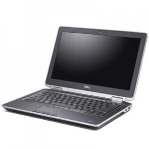 Laptop second hand Dell Latitude E6320 I5 2520M 2.50Ghz 4GB 250GB DVD-RW