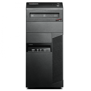 Calculatoare second hand Lenovo Thinkcentre M93 Tower Core i5-4570, 8GB ddr3, 1TB