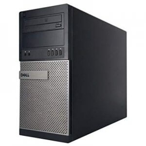 Calculator refurbished Dell Optiplex 990 MT, Core i7-2600, 8Gb, 2TB, GT630 2Gb, Windows 10 Pro