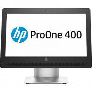 PC Refurbished All-in-One HP ProOne 400 G2 20'', Core i5-6400, 8GB ddr3, 128GB SSD, Windows 10 Home