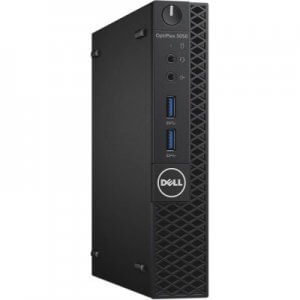Mini PC Refurbished Dell Optiplex 3050 Tiny Intel Core i5-6500T, 8Gb ddr4, 256GB SSD, Windows 10 Home