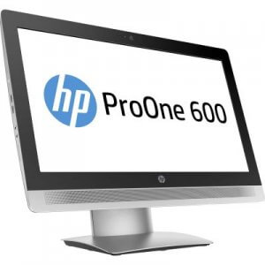 PC Refurbished All-in-One HP ProOne 600 G2 21.5'', Core i5-6500, 8GB ddr4, 128GB SSD, Windows 10 Home