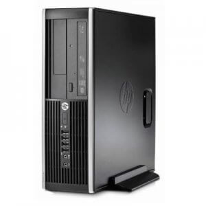 Calculatoare HP Compaq 8300 Elite SFF Core i7-3770, 8Gb ddr3, SSD 256Gb