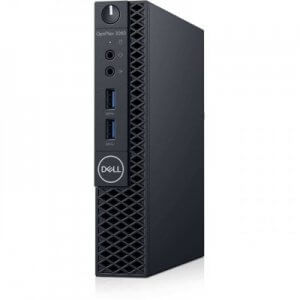 Mini PC Refurbished Dell Optiplex 3060 Tiny Intel Core i5-8500T, 8Gb ddr4, 256GB SSD, Windows 10 Home
