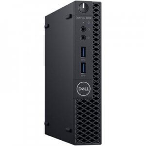 Mini PC Refurbished Dell Optiplex 3070 Tiny Intel Core i5-9500, 16Gb ddr4, 256GB SSD, Windows 10 Pro