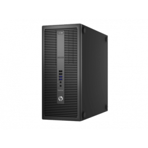 Calculatoare second hand HP EliteDesk 800 G2 MT Core i3-6100, 8GB ddr4, 128GB SSD+3TB HDD