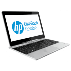 Laptop refurbished hand HP Revolve 810 G2 Touchscreen Core i5-4310U, 8GB ddr3, 128GB SSD, Windows 10 Home
