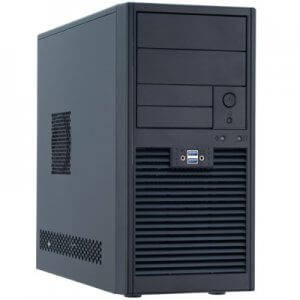 Chieftec Core i3-4130, 4GB ddr3, 500GB, ATI HD 5450