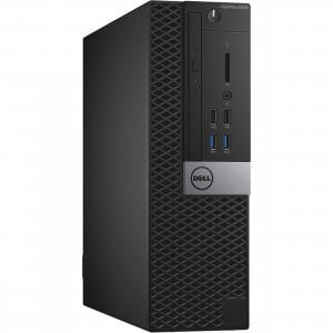 Calculator Refurbished Dell Optiplex 5040 SFF Intel Core i5-6500, 16GB ddr3, 256Gb SSD, Windows 10 Pro
