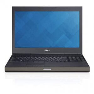 "Laptop second hand Dell Precision M4800 Workstation i7-4810MQ, 8GB, SSD 128GB, 15.6"" inch"