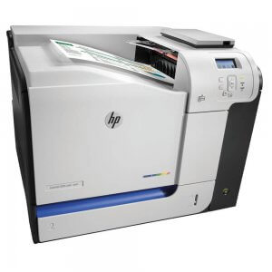 HP Color LaserJet Enterprise 500 M551