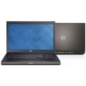 "Laptop Refurbished Dell Precision M6800 Workstation i7-4710MQ, 16GB, 512GB ssd, 17.3"" inch + Windows 10 Pro"