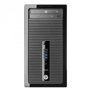 Calculatoare second hand HP Prodesk 400 G2 MT Core i3-4150, 4GB ddr3, 500Gb