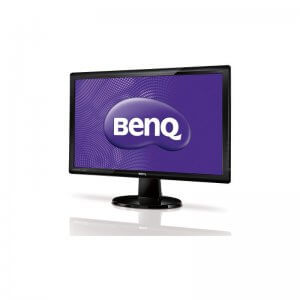 Monitor LED BenQ 24'', Wide, Full HD, DVI, GL 2450 Grad -A