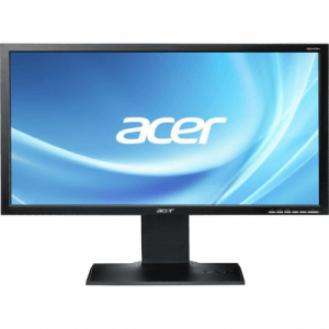 Monitor LED second hand Acer B243HL, LCD, 24 inch, Grad A