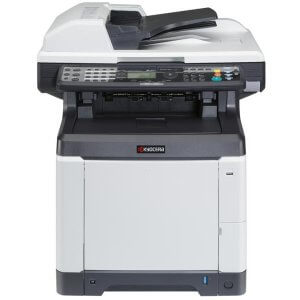 Multifunctionala laser color second hand A4 Kyocera 6526 CDN, duplex, retea