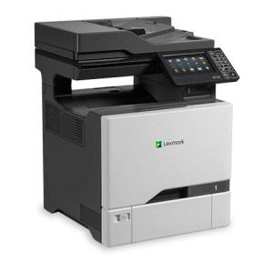 Multifunctionala laser color Lexmark CX 725 DE, A4, duplex, retea