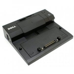 Docking station Dell E-Port Replicator PR03X