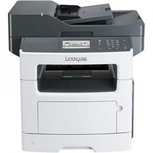 Multifunctionala second hand Lexmark MX511de, A4, duplex, retea, fara cartus